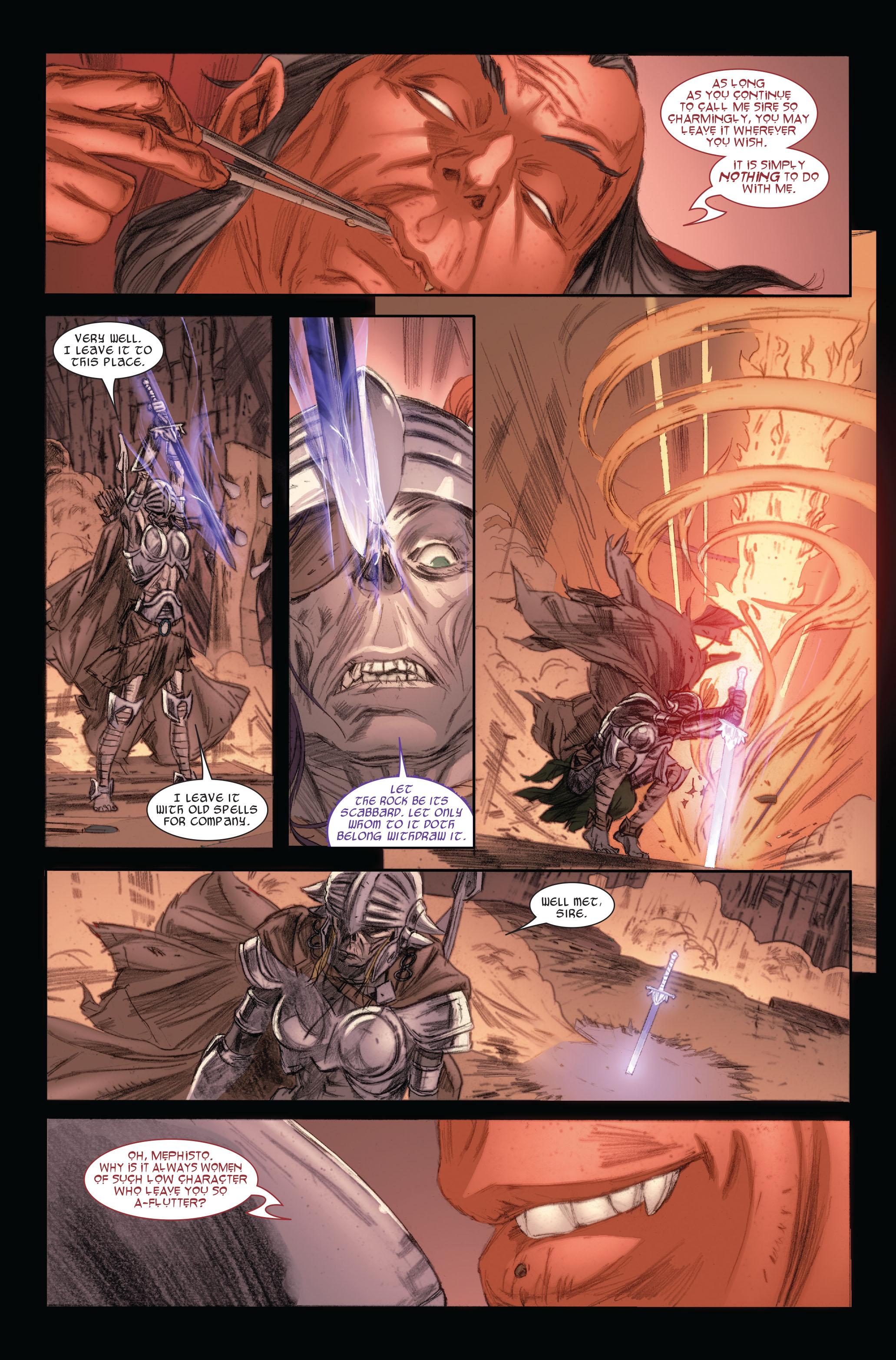 Thor (2007) Issue #612 #25 - English 19