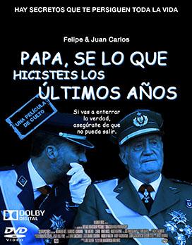 el villano arrinconado, humor, chistes, reir, satira, Felipe VI, Juan Carlos I