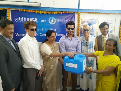 Tata Trusts and Jaldhaara Foundation mark World Water Day with the launch of their first WaterHealth Centre in Bengaluru