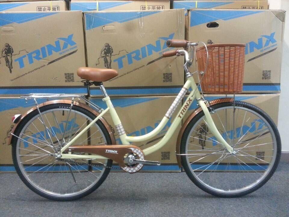 Beverly Cycle 富康單車: 將軍澳富康單車 - TRINX 淑女單車