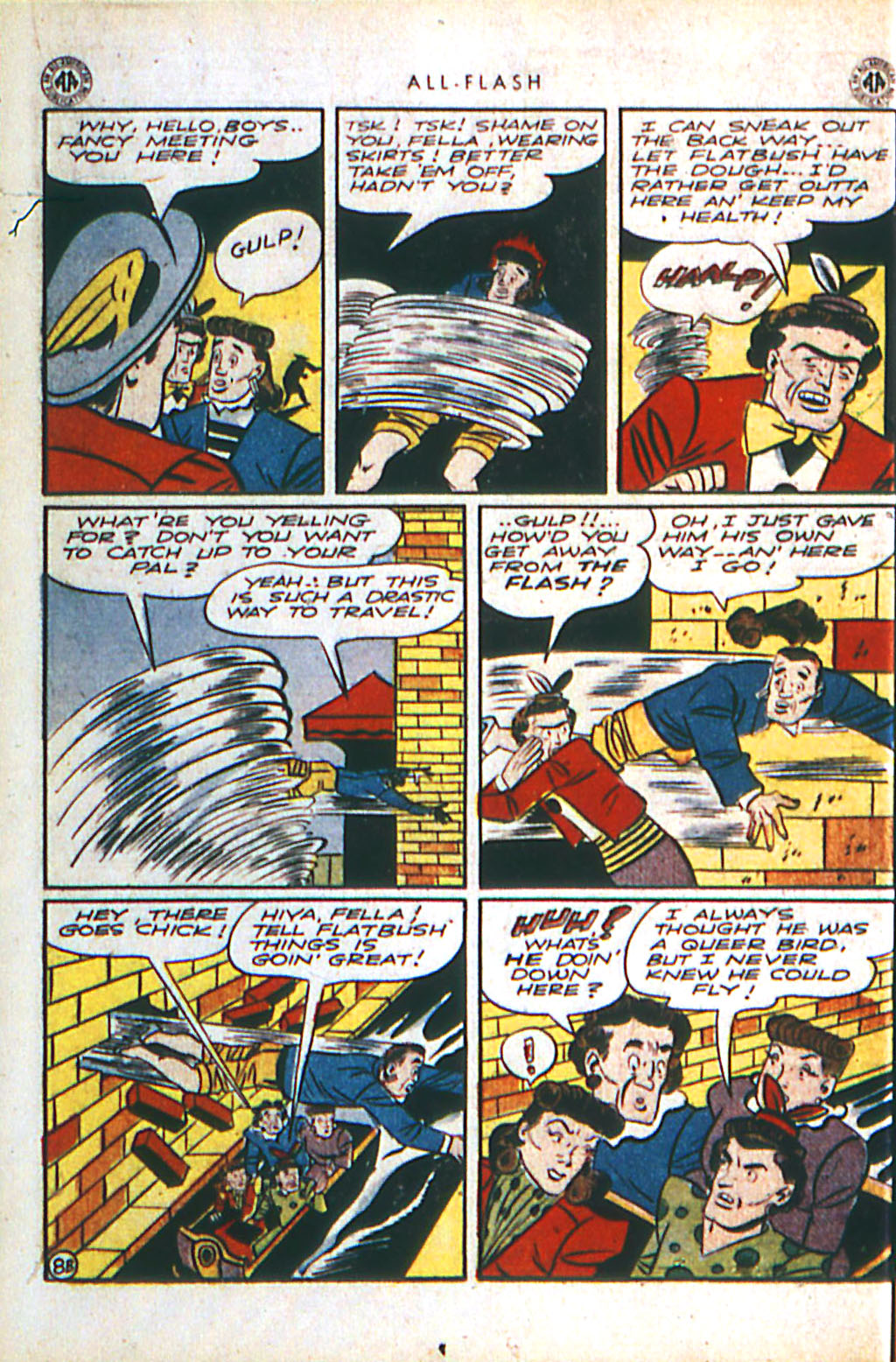 Read online All-Flash comic -  Issue #18 - 26