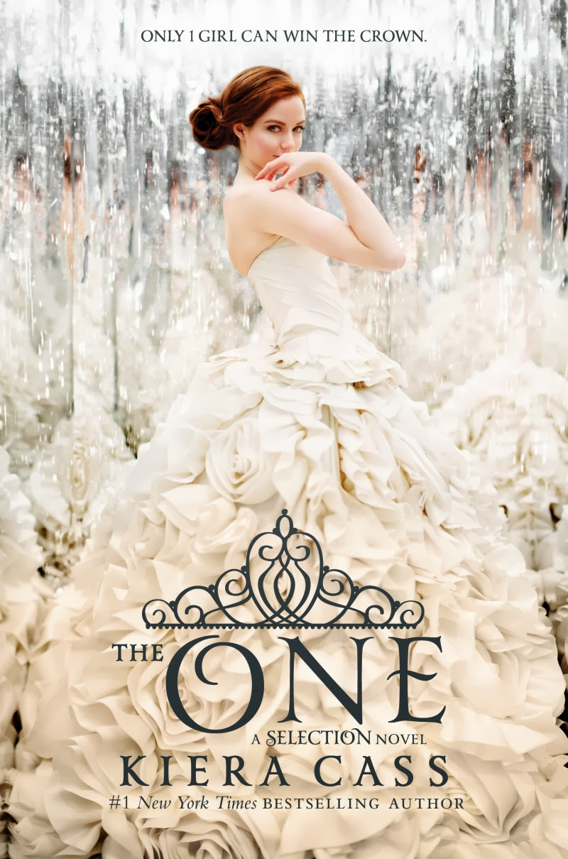 The One  The Selection  3  by Kiera Cass    Release date  May 2014The Selection Movie Release Date