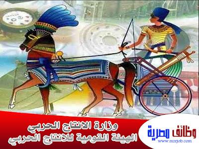 وزارة الانتاج الحربى - الهيئة القومية للانتاج الحربى