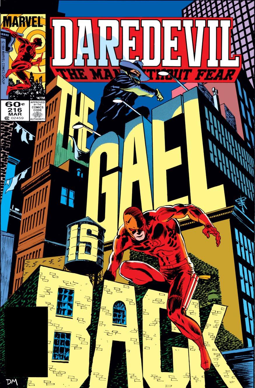Daredevil (1964) 216 Page 0