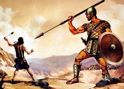 Kisah Jalut dan Daud