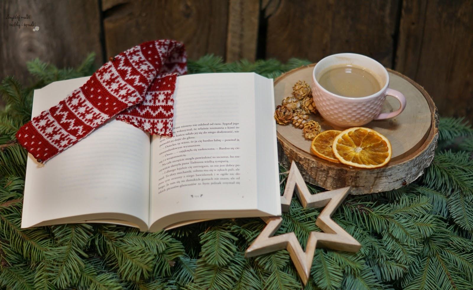 Świąteczne książki pod choinkę, czyli Pejzaż z Aniołem