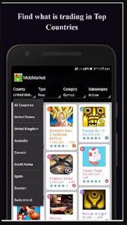 Aplikasi Mobomarket