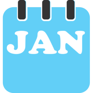 Logo Bulan Januari
