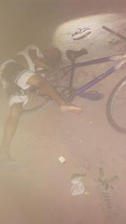 Em uma bicicleta, vitima é assassinada em via pública de Macaíba