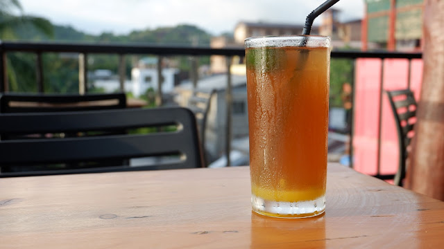 long island tea viewdeck coron