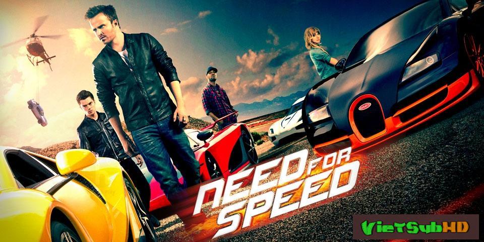 Phim Đam Mê Tốc Độ VietSub HD | Need for Speed 2014