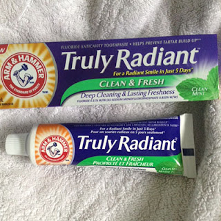 Arm and Hammer Fresh and Clean Toothpaste ~ #Review