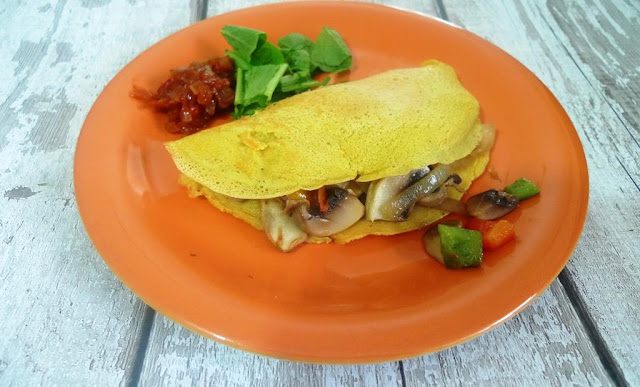How to Make an Egg-Free Omelette