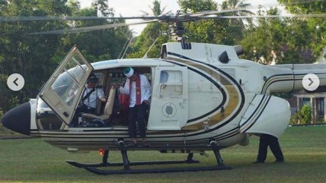 Diintimidasi Di Jawa, Ustadz Somad Naik Helikopter Ceramah Di Sulawesi