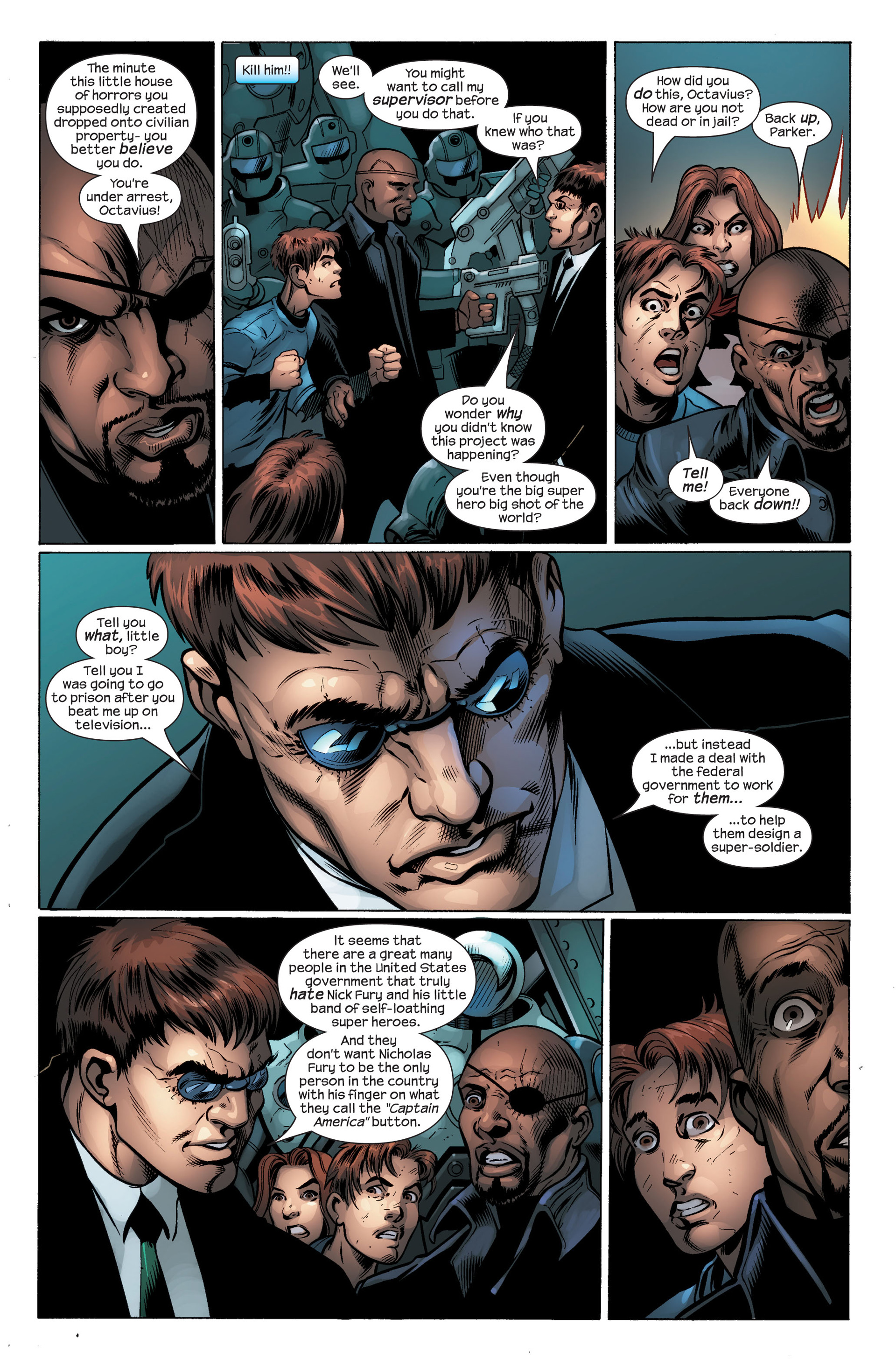 Read online Ultimate Spider-Man (2000) comic -  Issue #103 - 12
