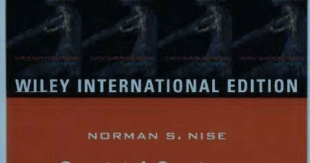 Control Systems Engineering Norman Nise Ebook