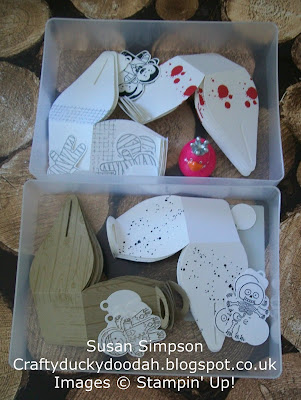 Stampin Up! UK Idependent Demonstrator Susan Simpson, Craftyduckydoodah!, Get Ready for Christmas Project Day, Curvy Keepsake Box, Cookies Cutter Halloween, Supplies available 24/7,