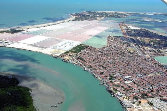 Resultado de imagem para imagens de Areia Branca RN