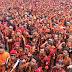 """Ribuan Pasukan Pemuda Pancasila KOTI (Komando Inti Mahatidana) Jawa tengah Ikuti """"Napak Tilas"""" Pancasila Abadi dan NKRI Harga Mati."""
