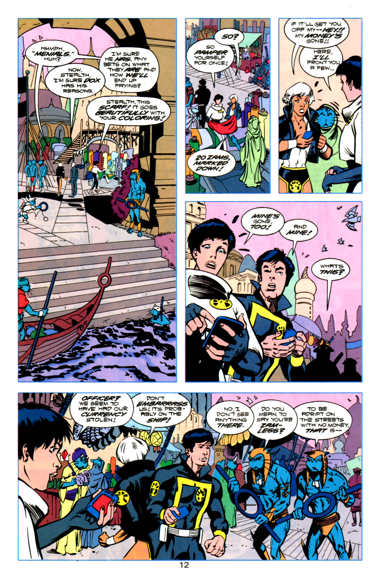 Legion of Super-Heroes (1989) 119 Page 11