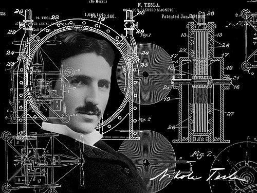 Nikola Tesla'nın İcatları