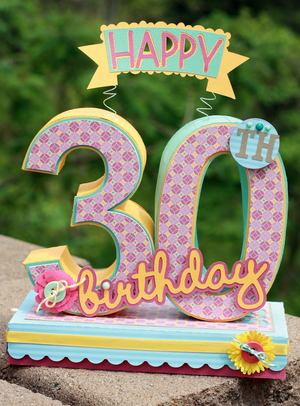 Download Amys Collages and Other Scrap Stuff: Happy 30th!