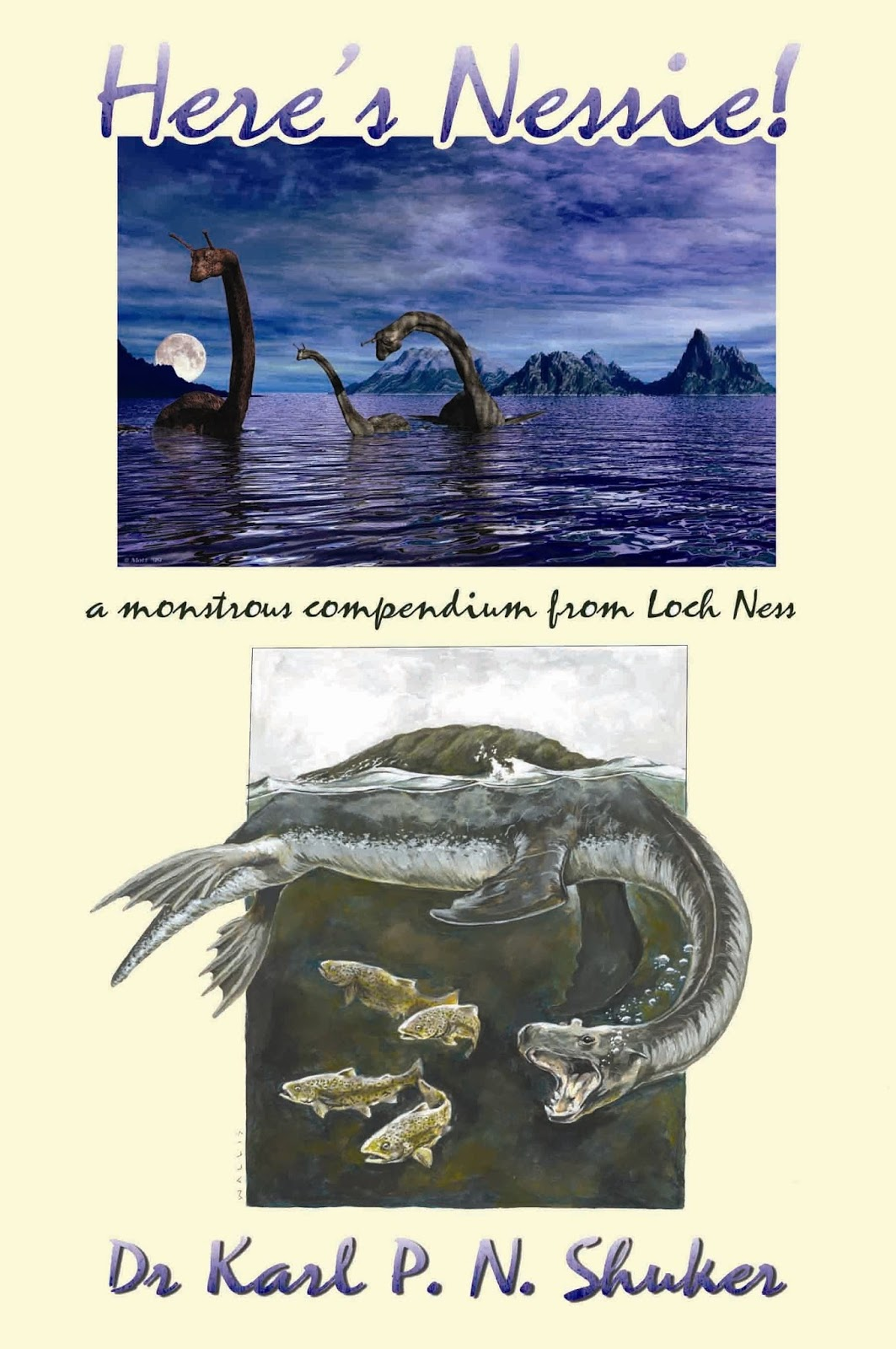 Hairy sea monster guinea — img 2