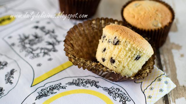 Chocolate Chip Sponge Cake Ingredients