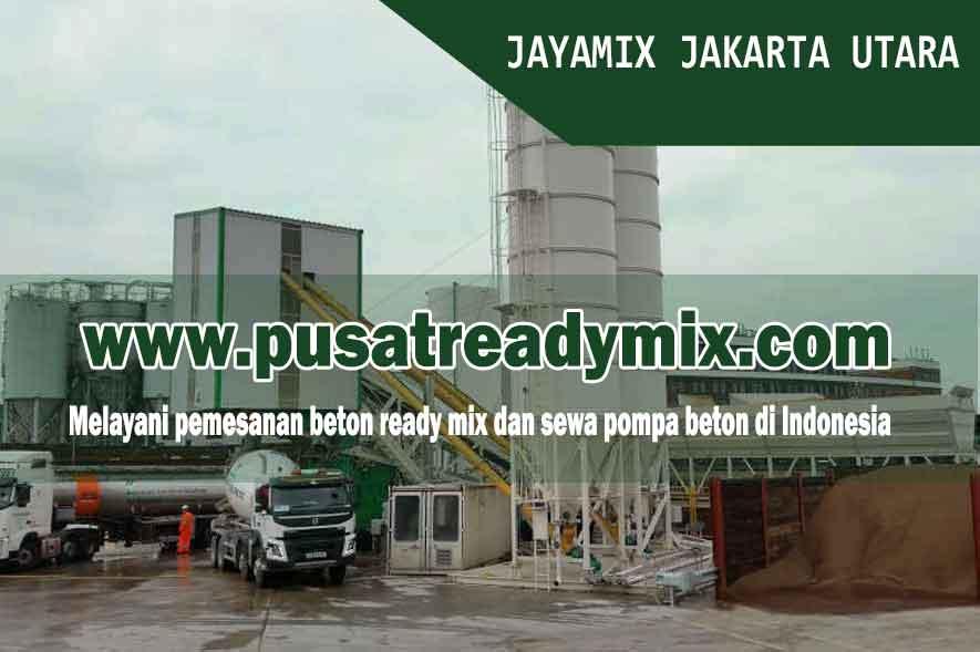 Harga Beton Jayamix Kelapa Gading Jakarta Utara 2020