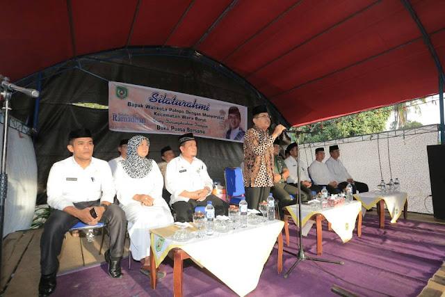 Zikir di Lebang, Wali Kota Palopo: Pengelolaan Anggaran Lebih Fokus Pada Kesejahteraan