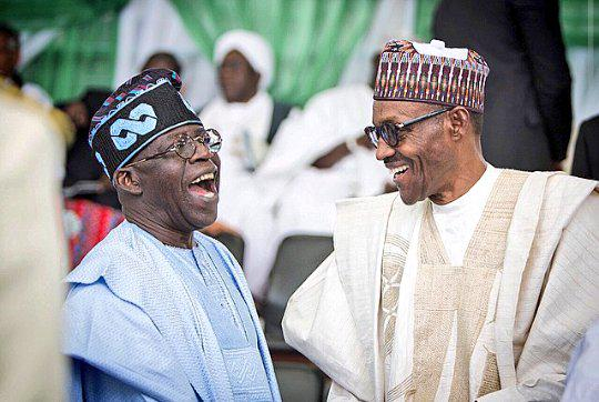 """Bola Tinubu  say  """"The President did not lie to us about his health"""