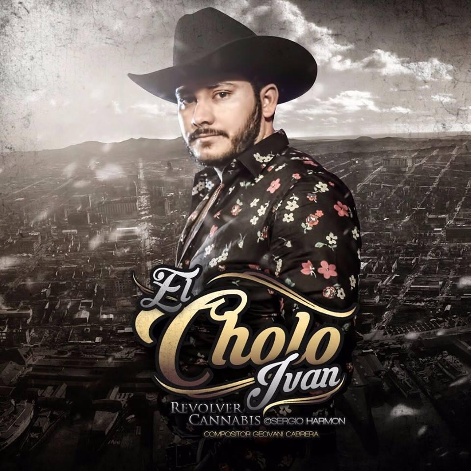 Revolver Cannabis - Cholo Ivan (Corridos En Vivo 2016)