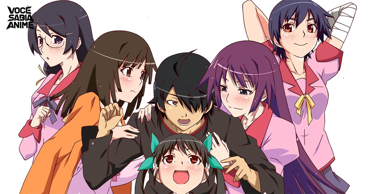Bakemonogatari terá história curta de NisiOisin no primeiro compilado do mangá