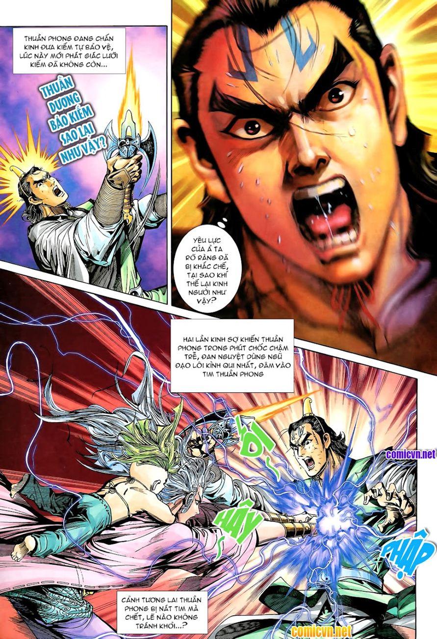 Đại Đường Uy Long chapter 83 trang 11