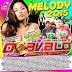 Cd (Mixado) CAVALO DO MARAJO MELODY VOL 08 - 2015 VOL (DANIEL CARDOSO)