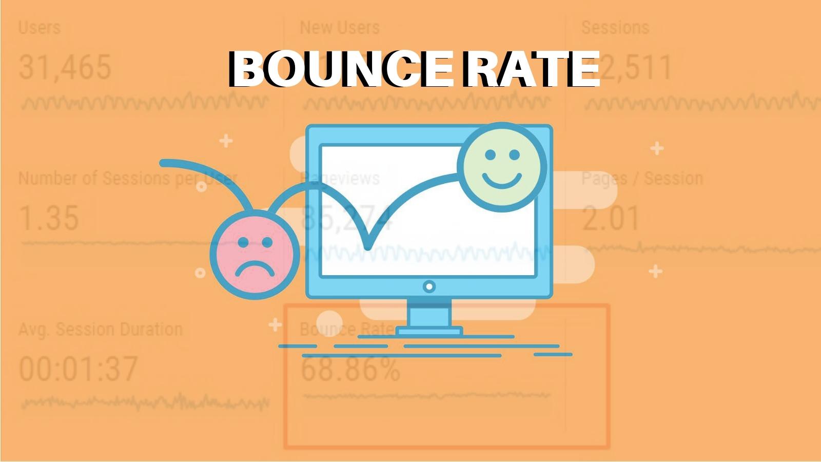 Mengenal Bounce Rate dan Cara Mengatasinya