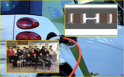 Adaptan potencia de carro eléctrico a la topografía nacional