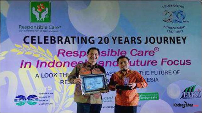 Pabrik Clariant Tangerang Meraih Penghargaan Responsible Care Platinum Award di Indonesia