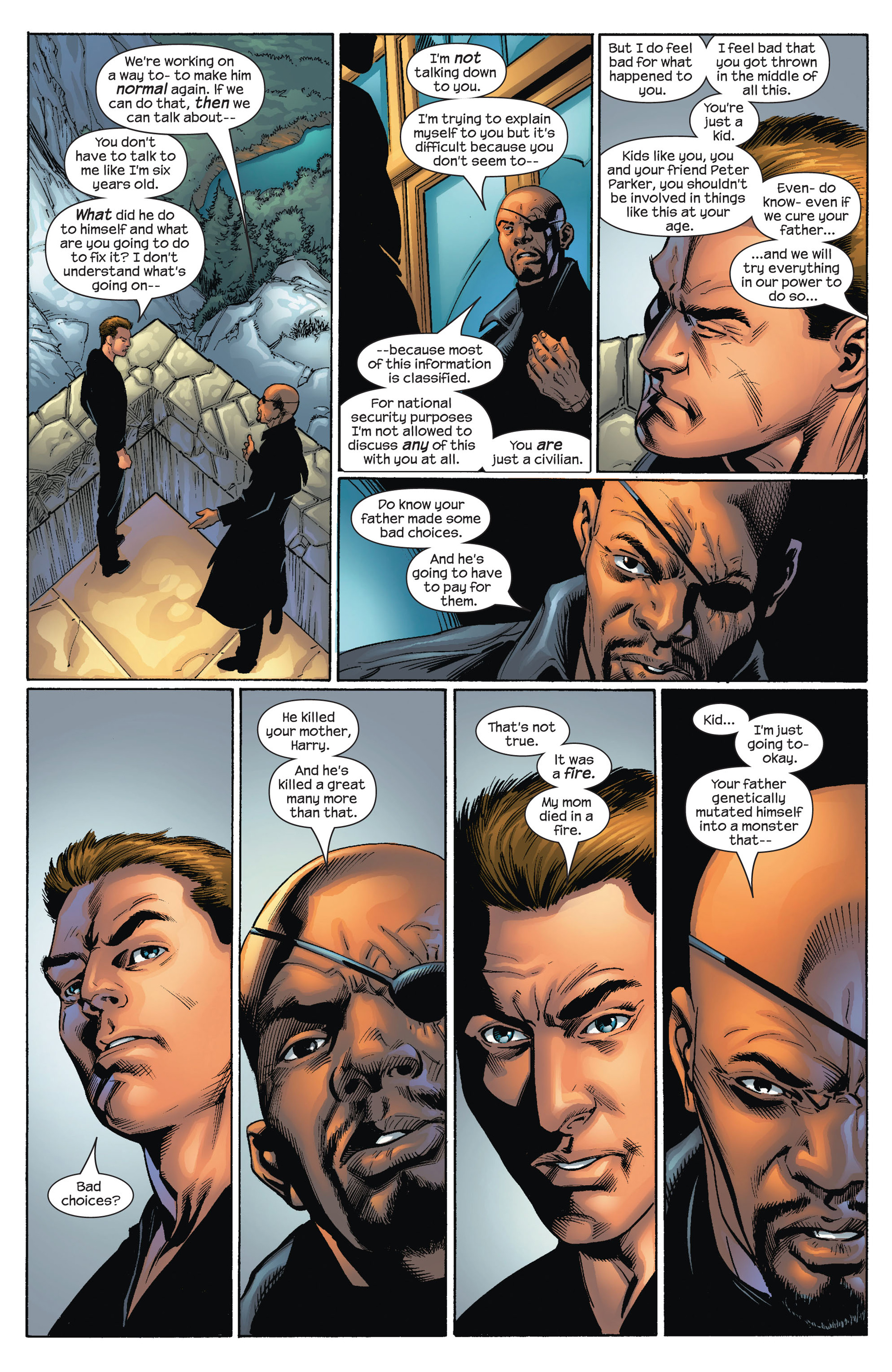 Read online Ultimate Spider-Man (2000) comic -  Issue #73 - 7