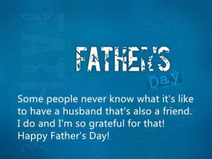 Happy fathers day wishes messages quotes from wife to husband happy fathers day wishes from wife to husband with images m4hsunfo