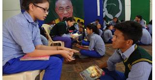 TCV Chuantra Book Fair