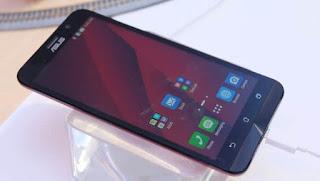 Cara Terbaru Flash Asus Zenfone 2 ZE551ML via AFT