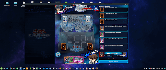 Linux Mint Duel Links
