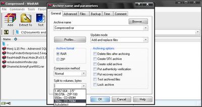 Joe Blog Cara Memperkecil Ukuran File Dalam Format Rar Dan Zip