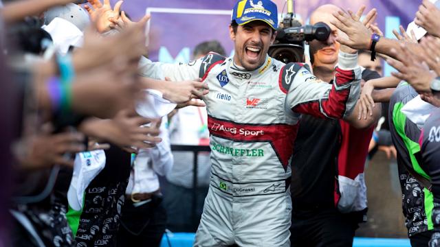 Lucas di Grassi se lleva el ePrix de la Ciudad de México (Video)