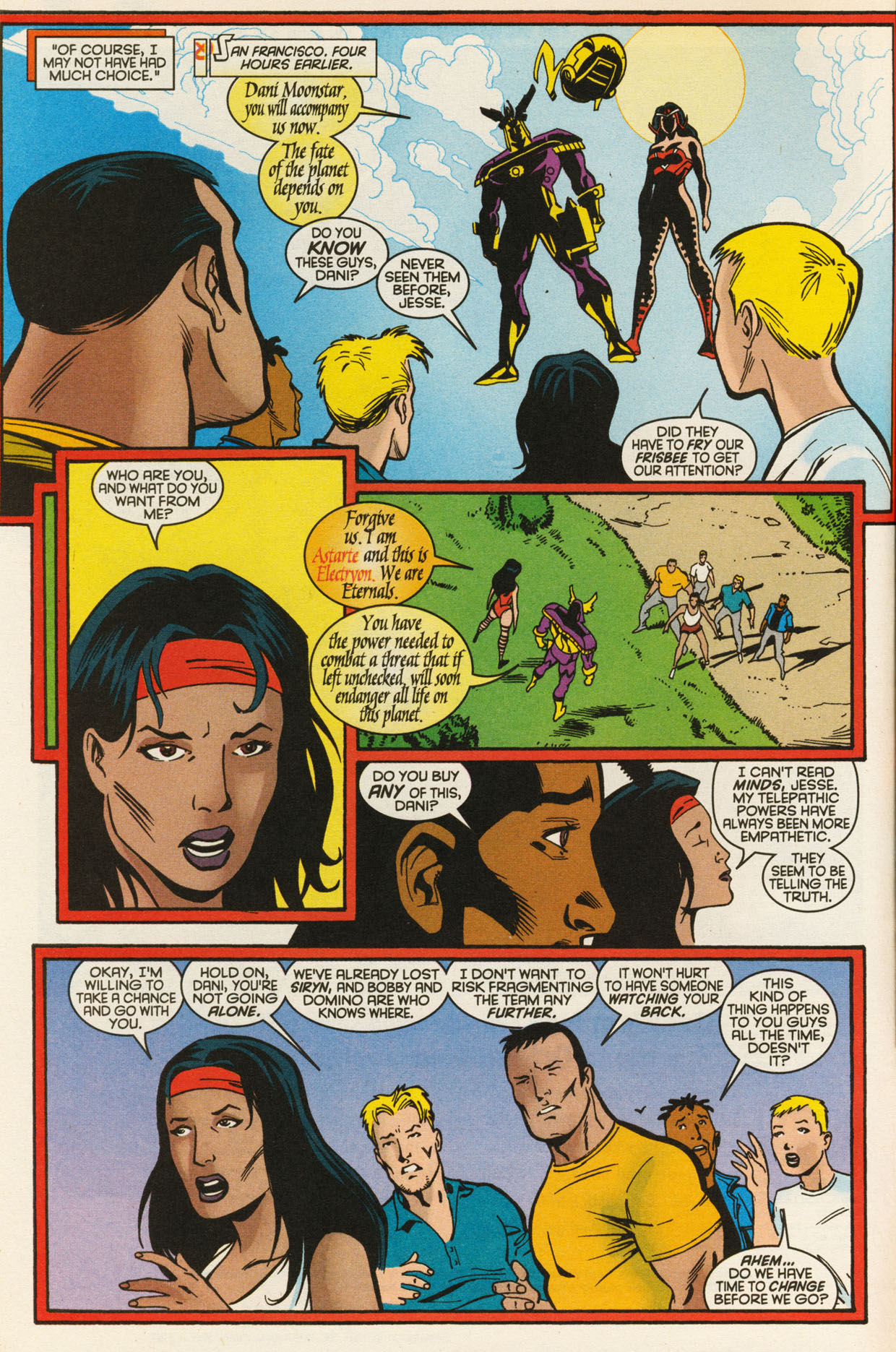 Read online X-Force (1991) comic -  Issue #93 - 10