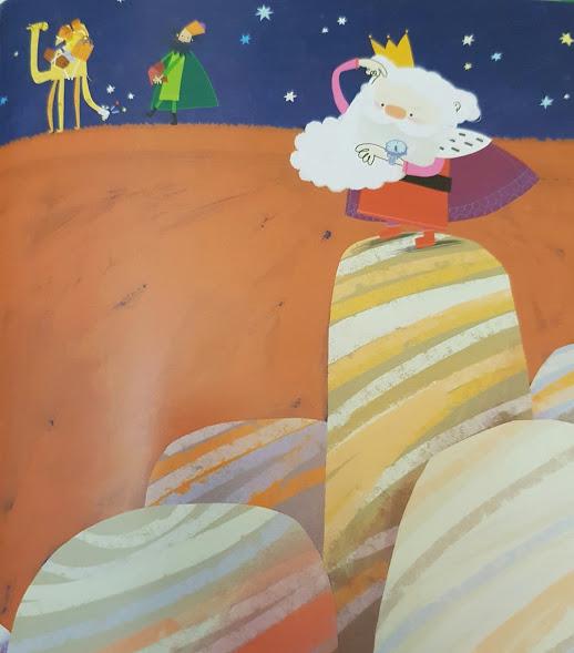 Personal. Cuento para la Noche de Reyes