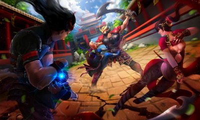 Download Game Shadow Fight 3 APK MOD Terbaru