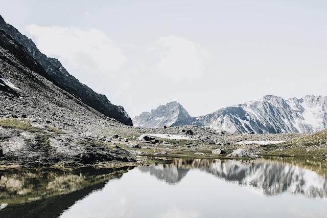 Un été en Savoie #2 - Le lac des moutons