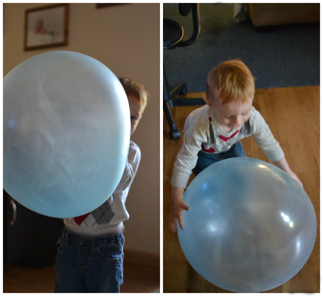 Super Wubble Bubble Ball Inflated